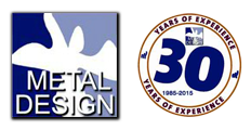 Metal Design sheet metal processing
